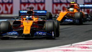 """McLaren sarebbe ora al livello della Red Bull con i motori Mercedes"""" secondo Villeneuve"""