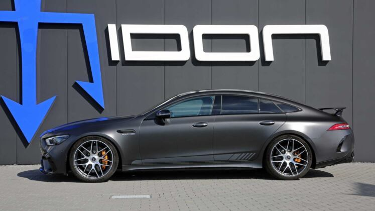 Mercedes-AMG GT 63 S Posaidon