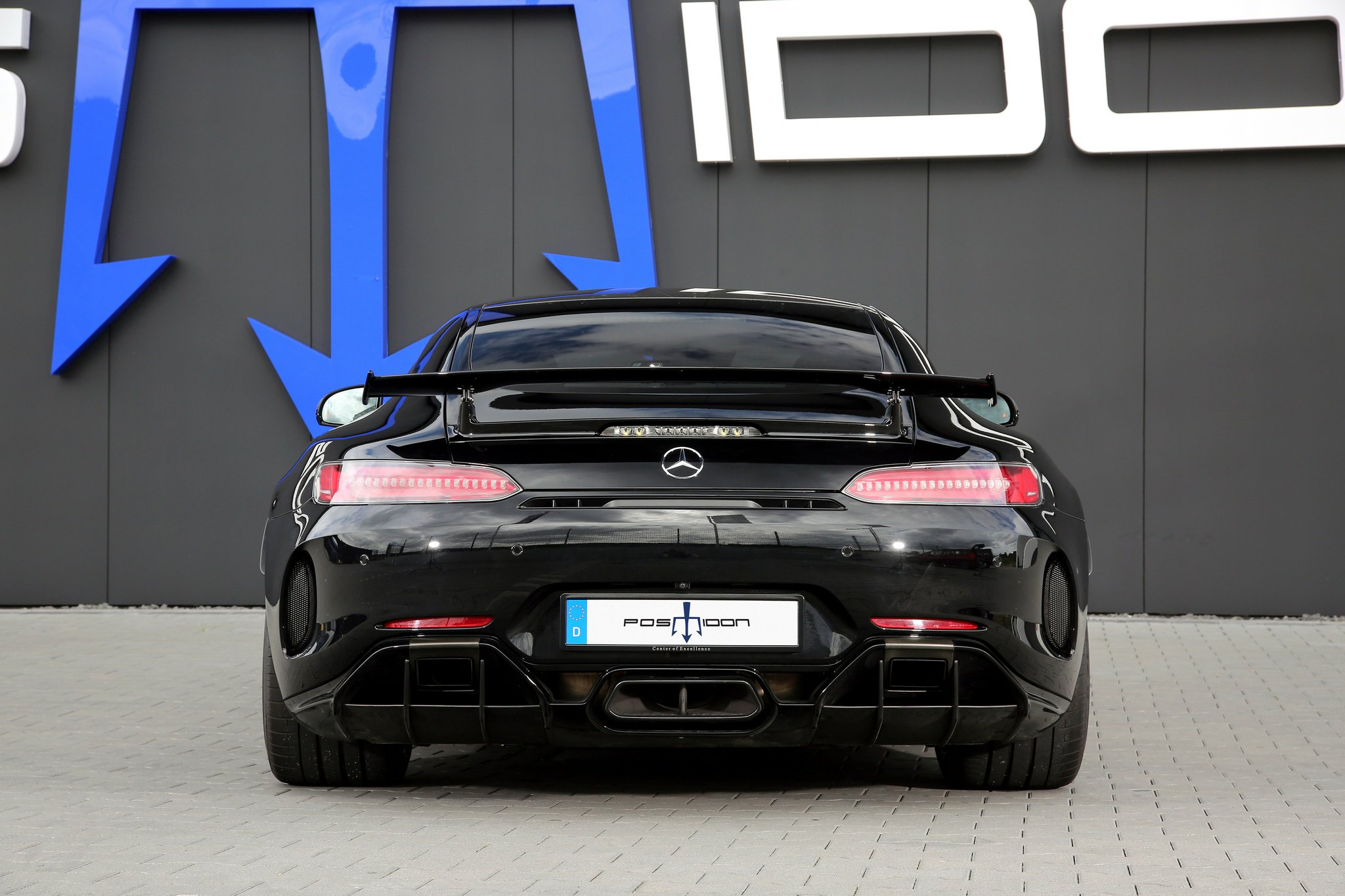 Mercedes-AMG GT R Posaidon