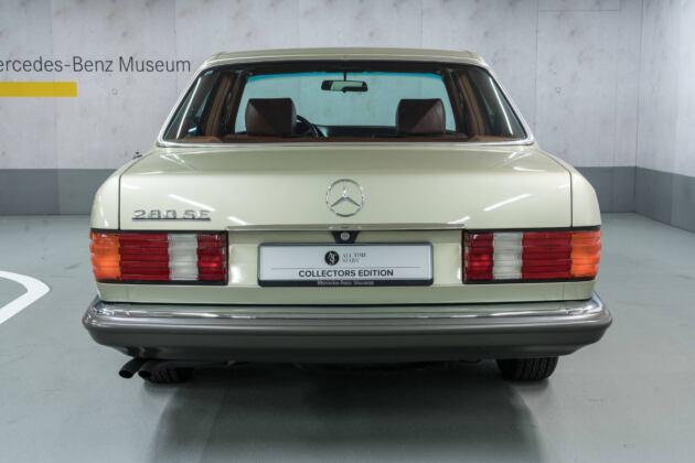 Mercedes Classe S 1982