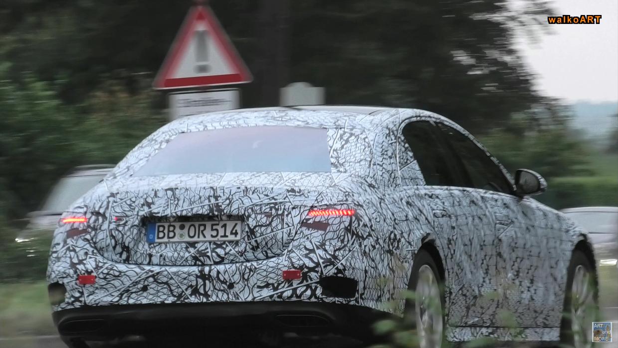 Mercedes Classe S 2021 body kit AMG