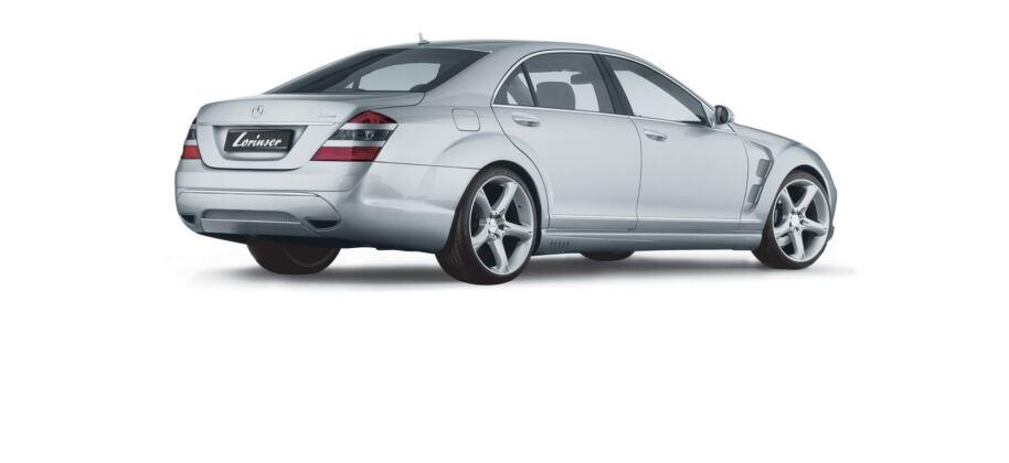Mercedes Classe S W221 Lorinser
