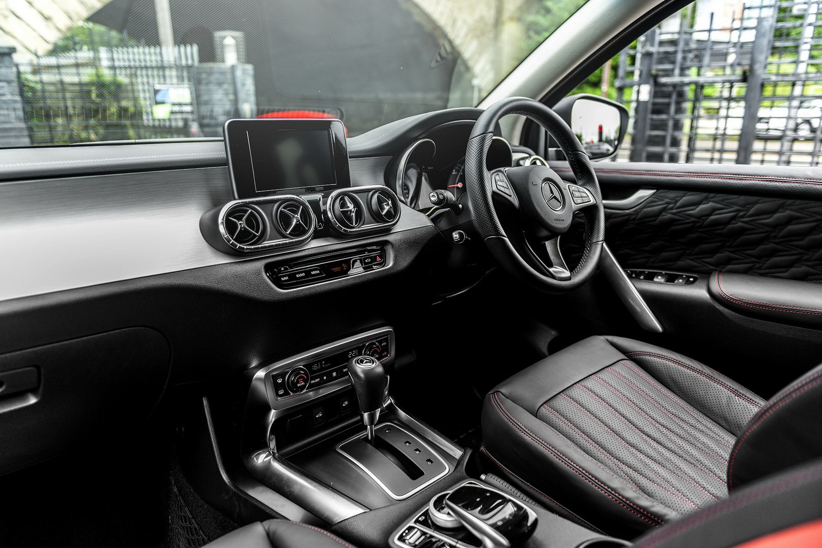 Mercedes Classe X Kahn