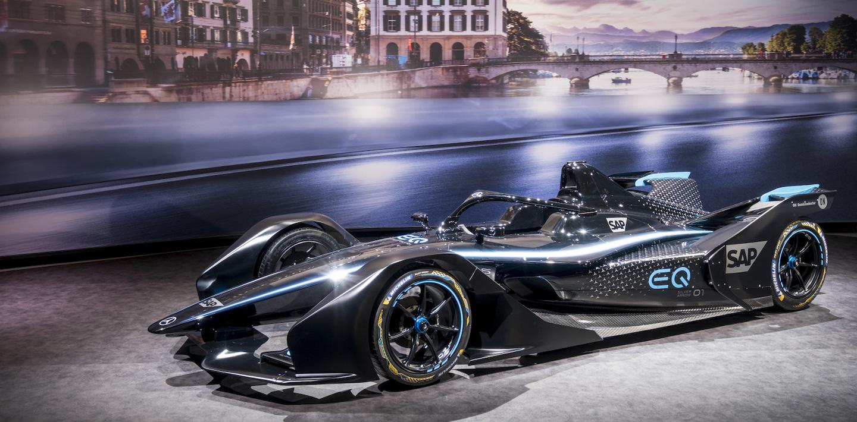 "Mercedes ammette di essere ""principiante"" in Formula E - MBenz.it"