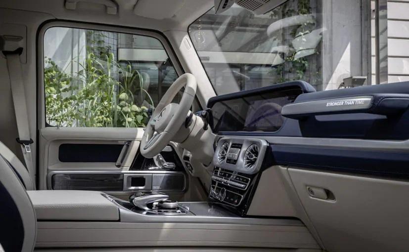 Mercedes G 350 d India
