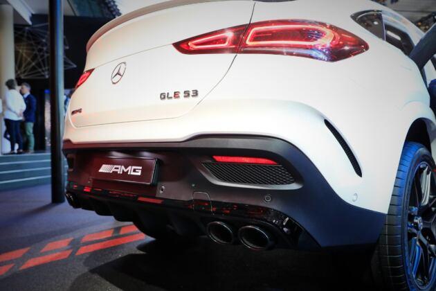 Nuovo Mercedes-AMG GLE 53 Coupé Salone di Francoforte 2019