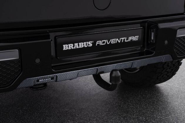 Nuovo Mercedes Classe G Brabus Adventure