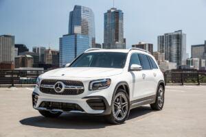Nuovo Mercedes GLB Stati Uniti