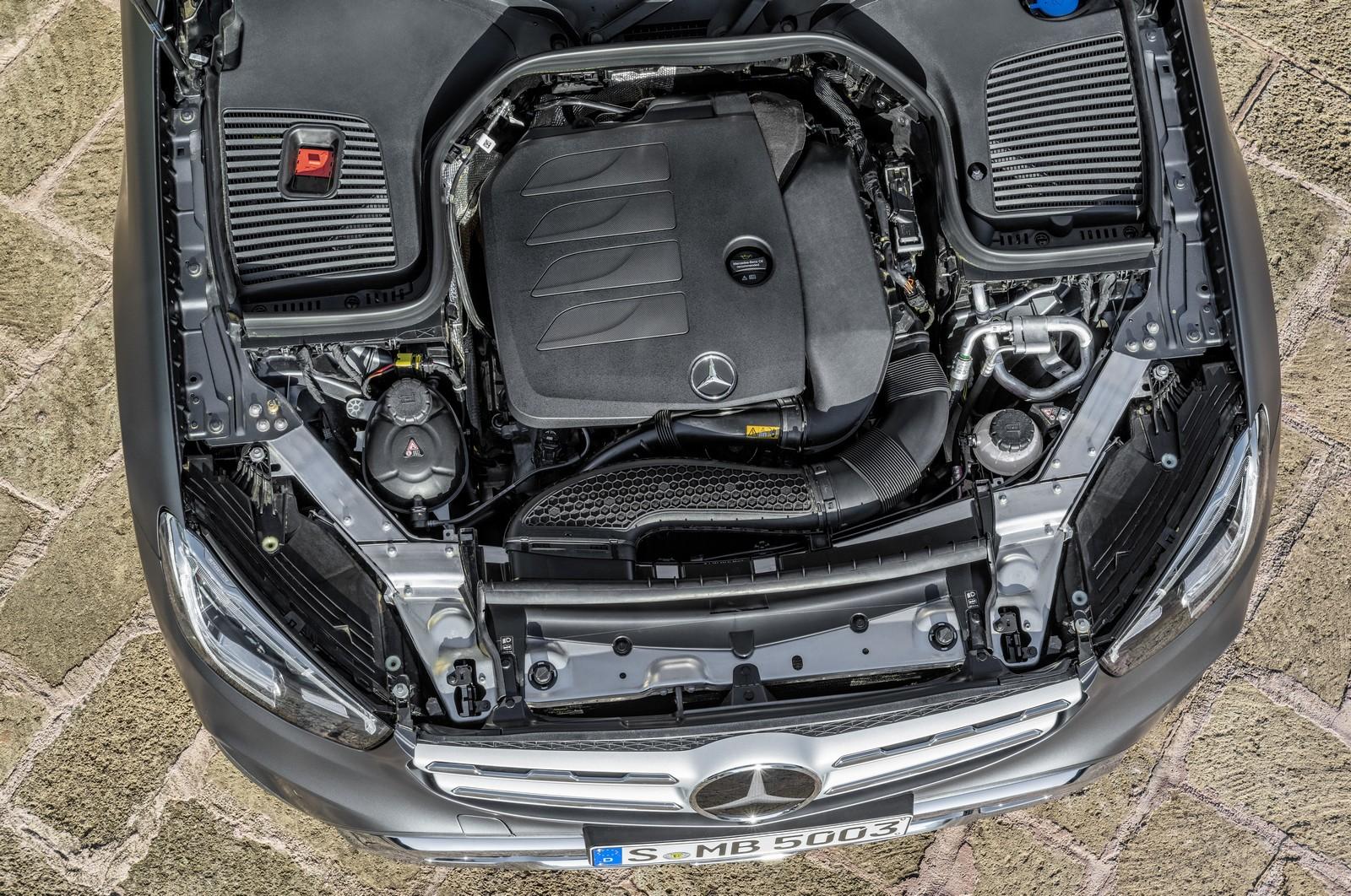 Nuovo Mercedes GLC 400 d Italia