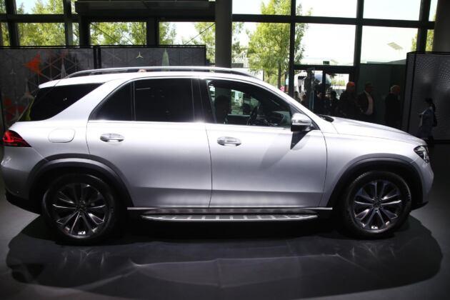 Nuovo Mercedes GLE 350 de 4Matic Salone di Francoforte 2019
