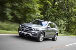 Nuovo Mercedes GLE 350 de EQ Power