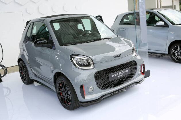 Smart EQ ForTwo 2020 Edition 1
