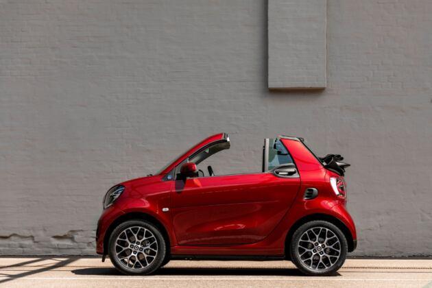 Smart EQ ForTwo Cabrio 2020