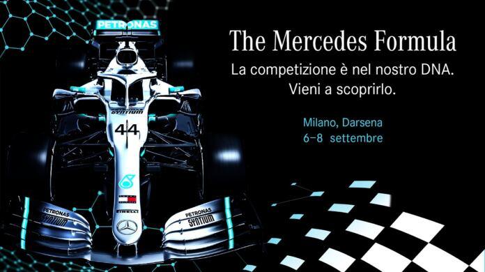 The Mercedes Formula