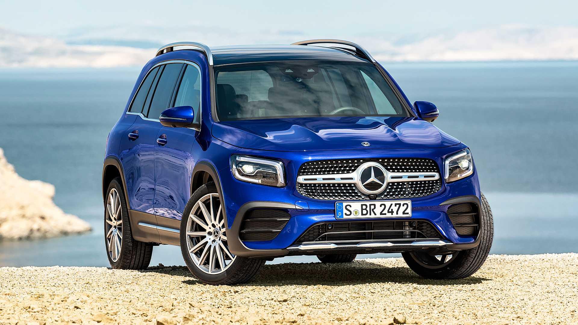 Mercedes GLB: il SUV arriva in Italia con prezzi da 35.387 Euro