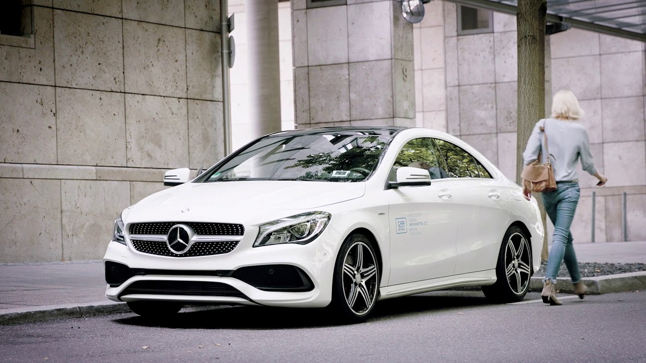 Car2Go Mercedes