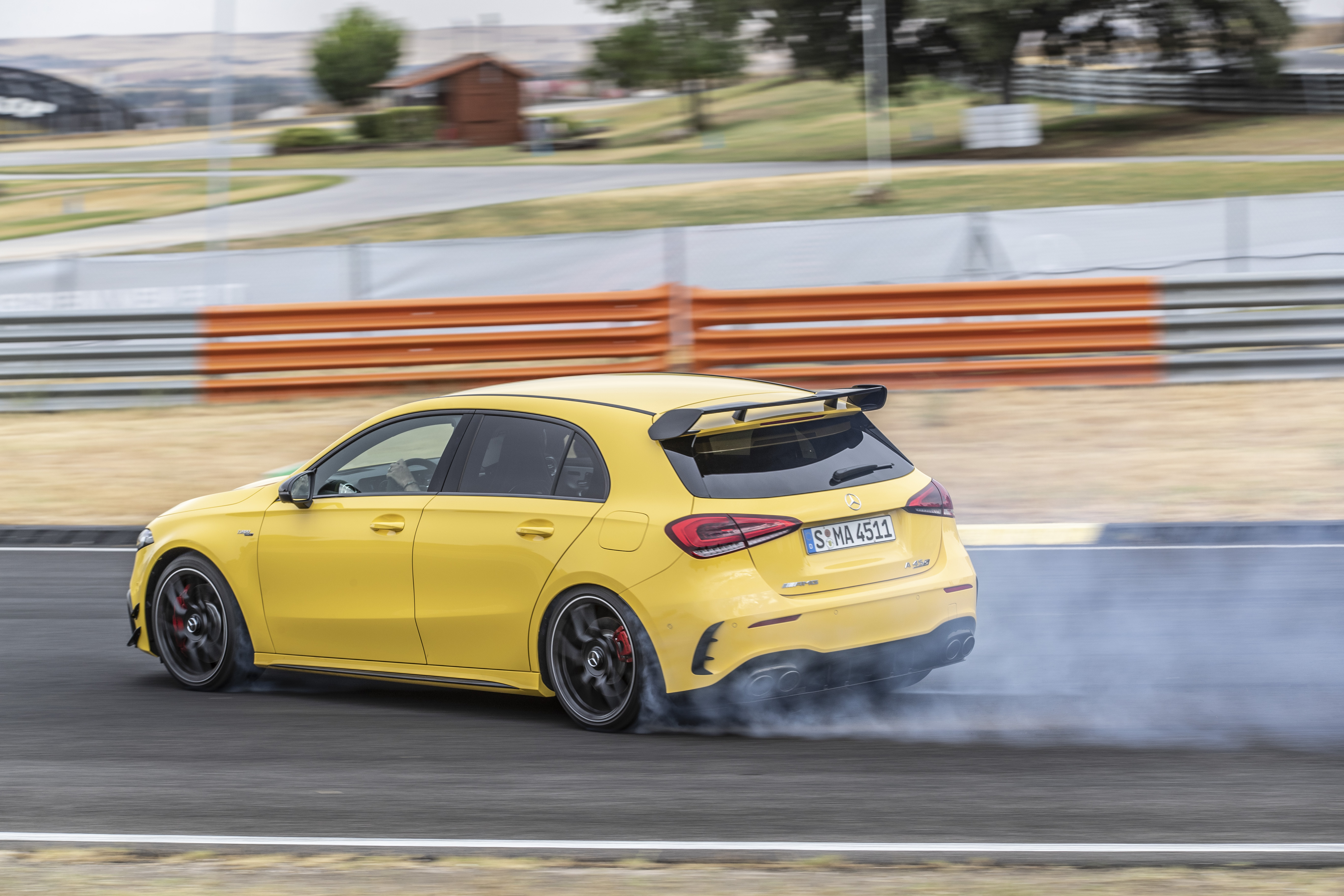 Mercedes-AMG A 45 S AMG Performance Day 2019