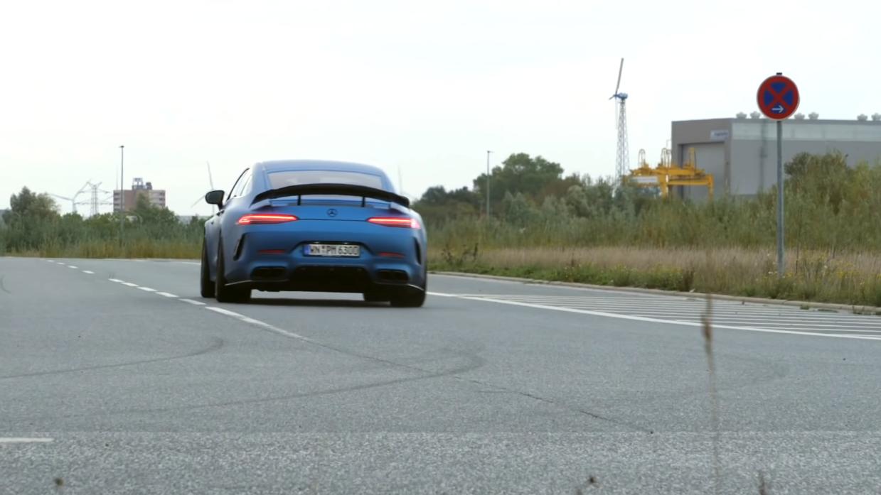 Mercedes-AMG GT 63 S: la versione di PerformMaster sviluppa 740 CV di potenza | Video