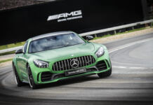 Mercedes-AMG GT R AMG Performance Day 2019