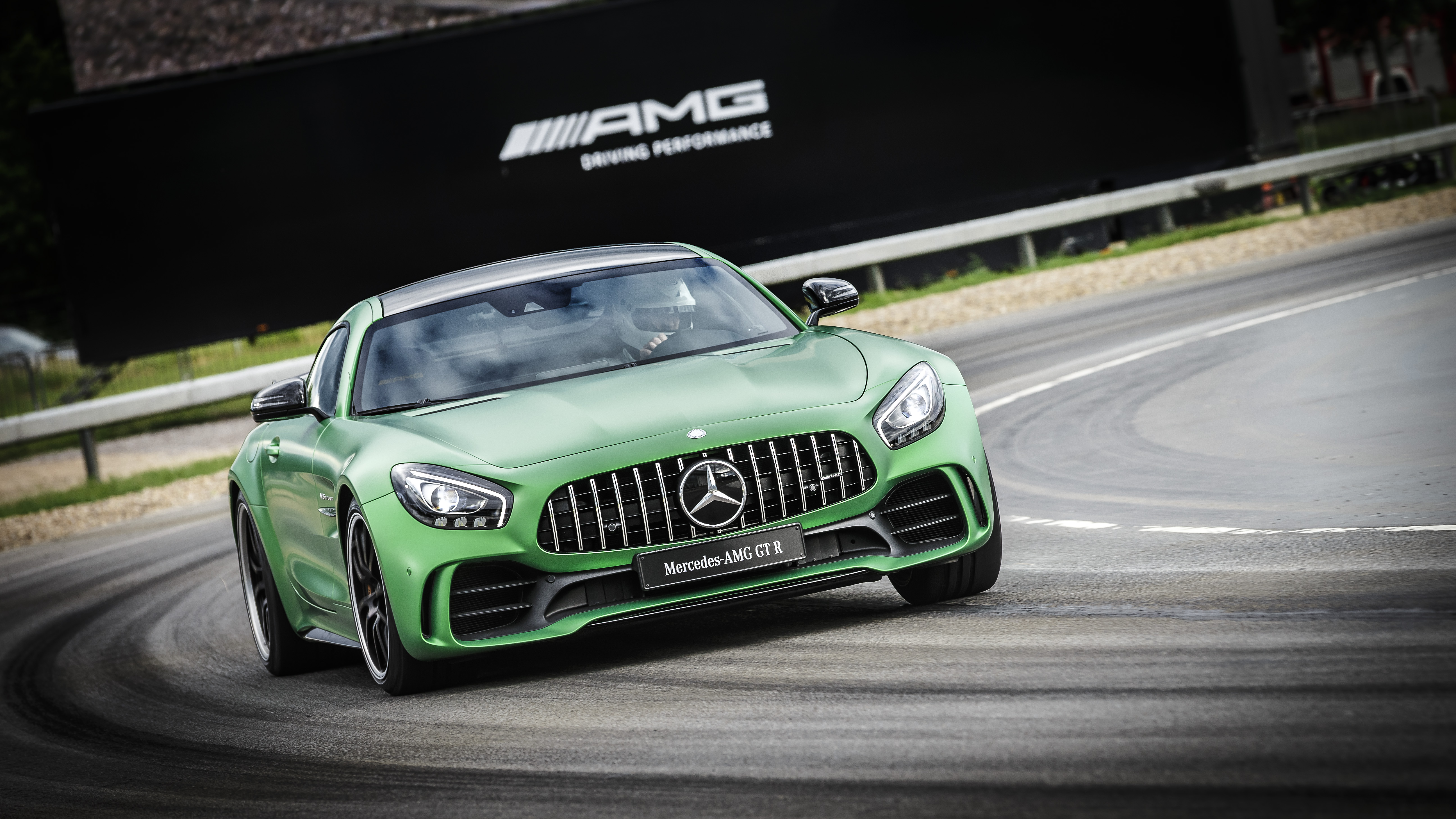 Mercedes-AMG GT R AMG Performance Day 2019
