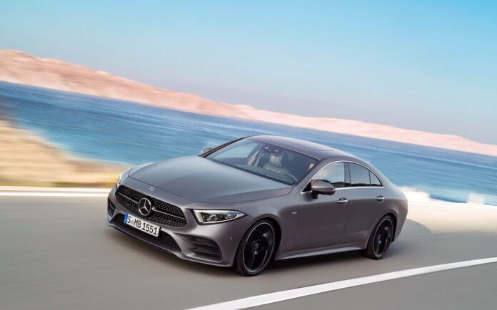 Mercedes CLS 2019