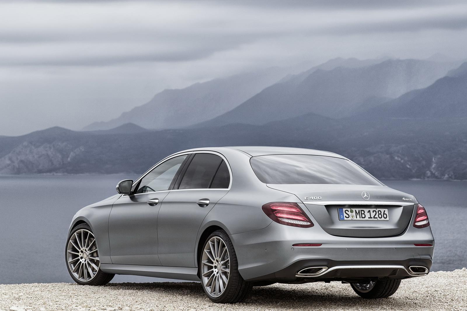 Mercedes Classe E è stata l'auto usata più venduta a settembre in UK