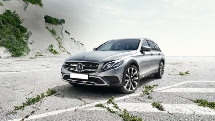 Mercedes Classe E All-Terrain richiamo