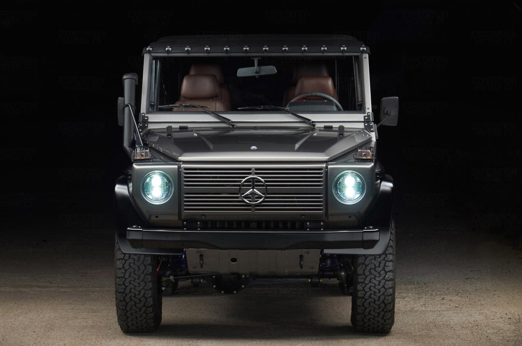 Mercedes Classe G Wolf Expedition Motor Company