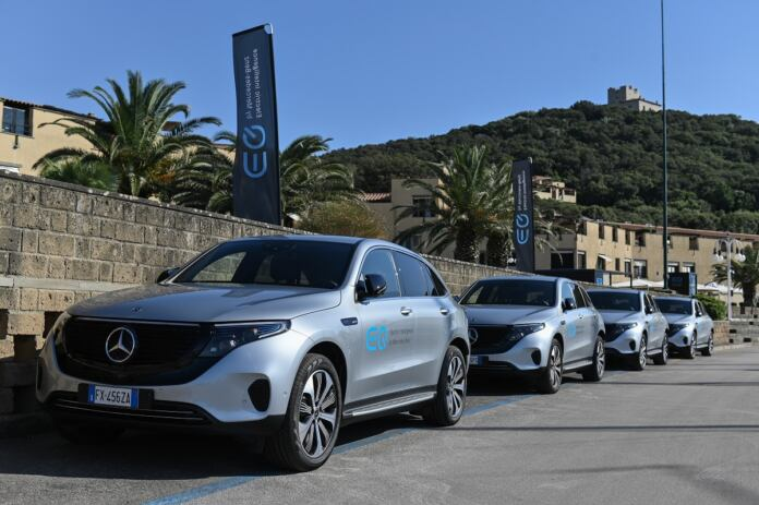 Mercedes EQC Reveal Tour 2019