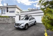 Mercedes EQC accessori ufficiali