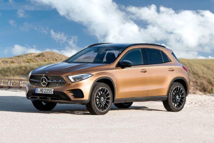 Mercedes GLA 2019