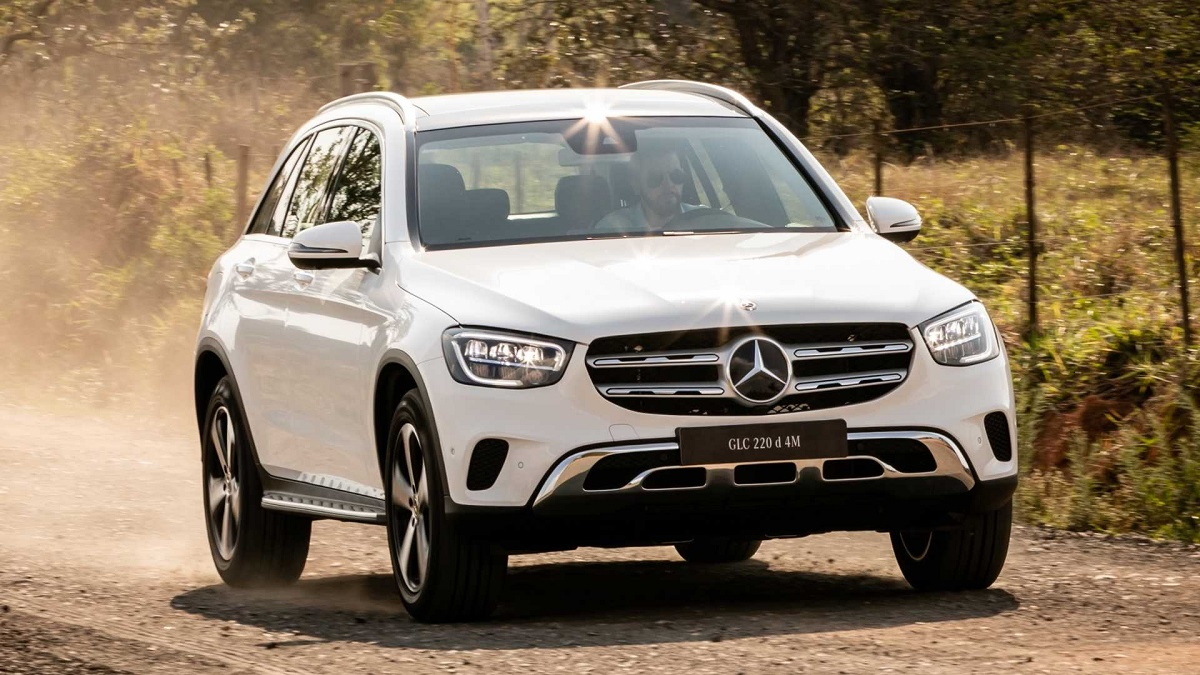 Mercedes GLC 220 d 4Matic 2020