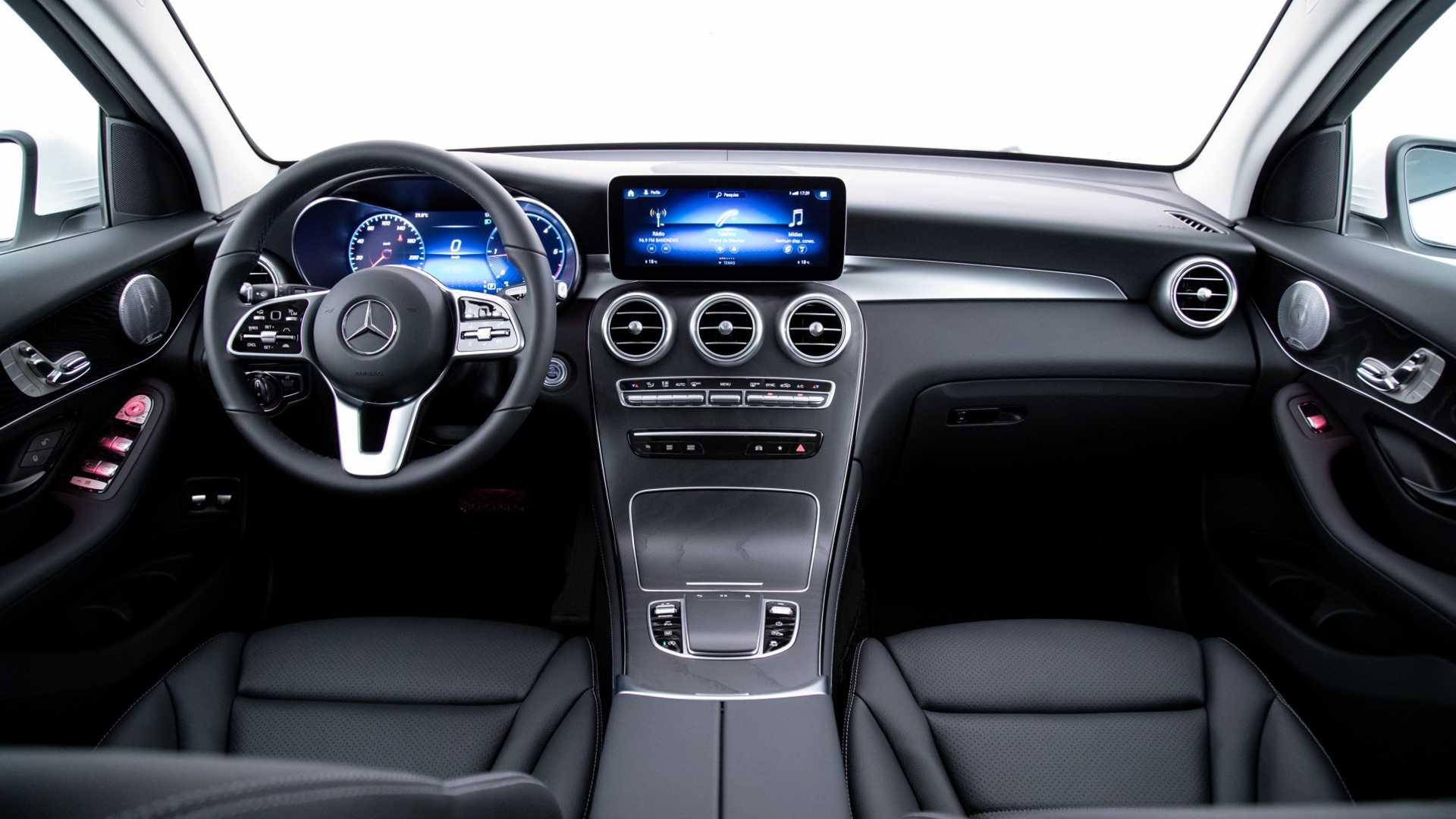 Mercedes GLC 220 d 4Matic 2020