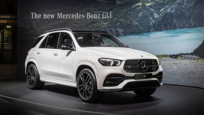 Mercedes GLE 2020 India