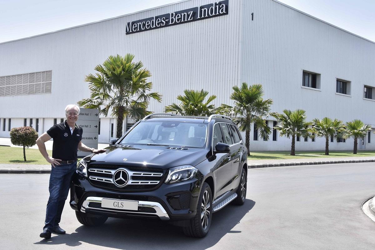 Mercedes India consegne auto Dussehra Navratri