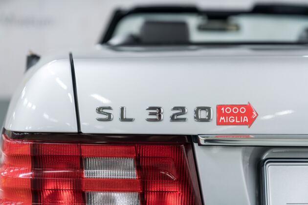 Mercedes SL 320 Mille Miglia
