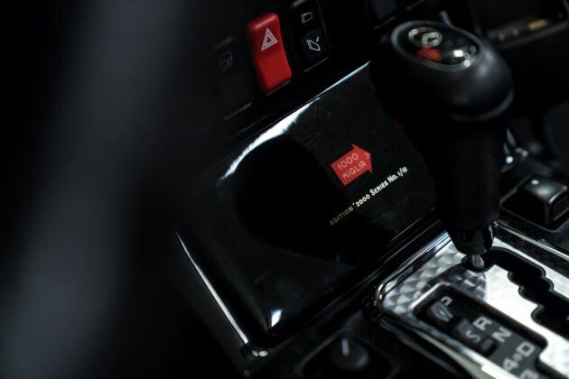 Mercedes SL 320 Mille Miglia Edition