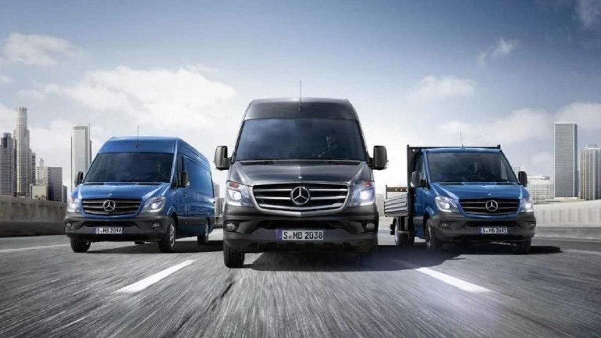 Mercedes veicoli commerciali