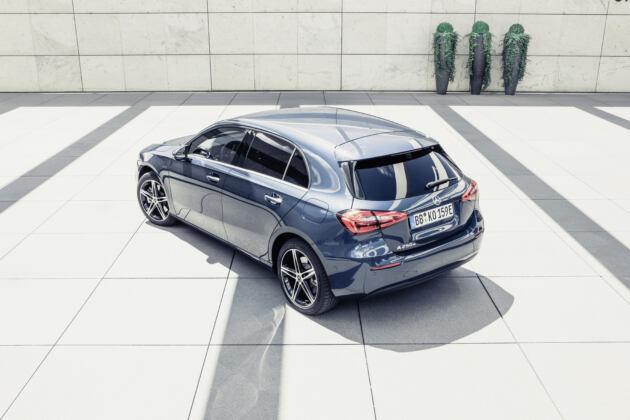 Nuova Mercedes A 250 e