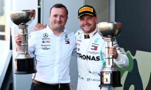 Nico Rosberg: Mercedes ha regalato la vittoria della gara a Valtteri Bottas