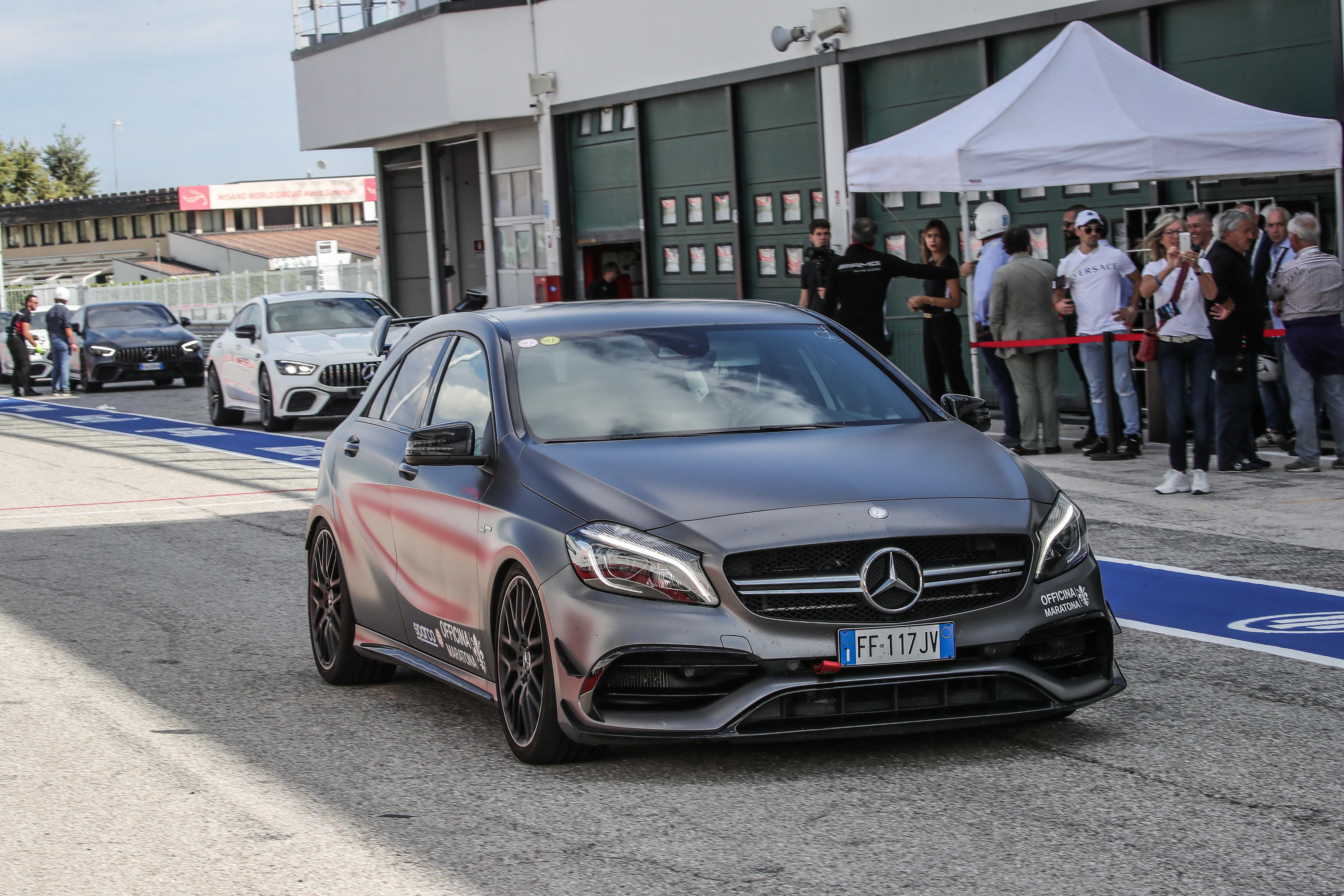 Mercedes-AMG Certified: usato ad alte prestazioni