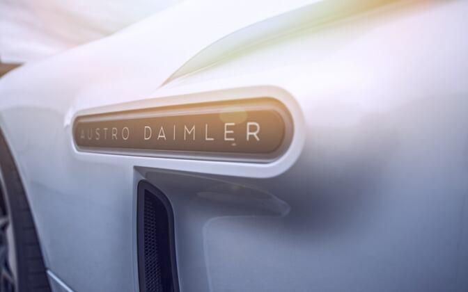 Austro-Daimler Bergmeister ADR 630