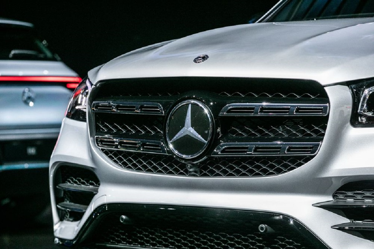 Daimler BAIC Mercedes
