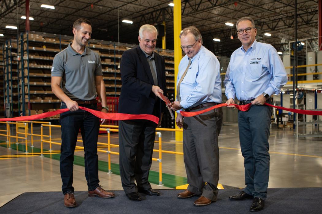 Daimler Trucks inaugura il decimo centro di distribuzione ricambi in Nord America