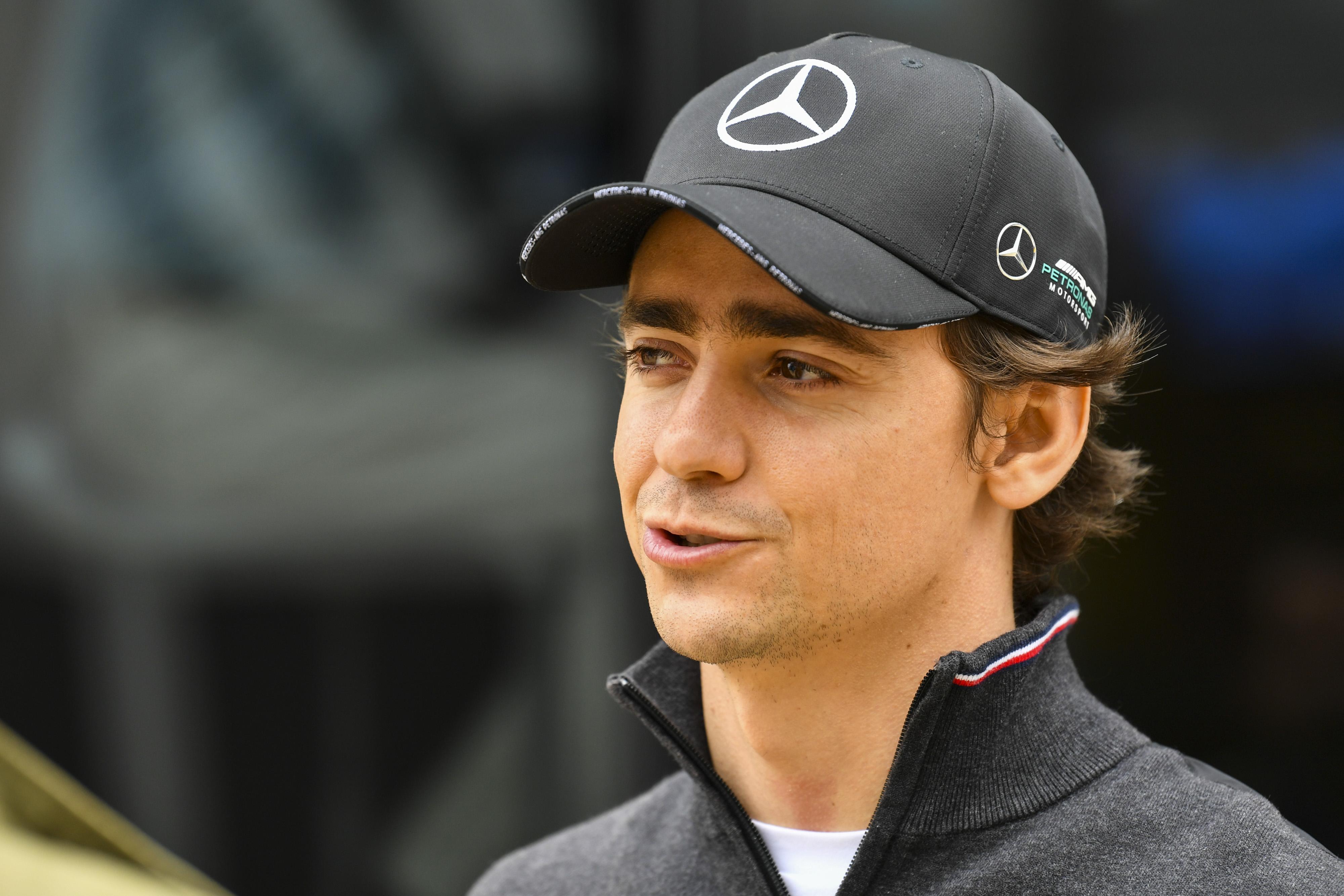Esteban Gutiérrez Mercedes-Benz EQ Formula E
