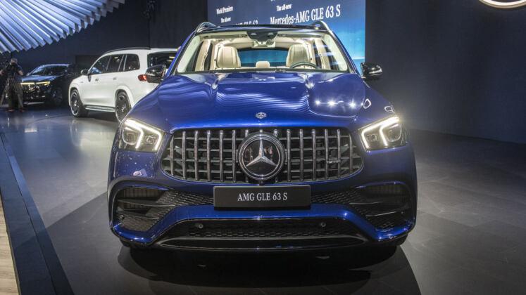 Mercedes-AMG GLE 63 S 2021