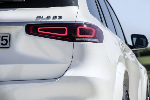 Mercedes-AMG GLS 63 2021