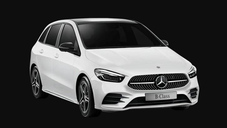 Mercedes B 180 Sport Edition