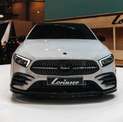 Mercedes Classe A Lorinser