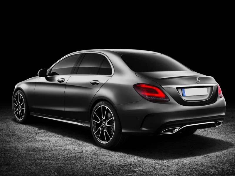 Mercedes Classe C 2019 richiamo Australia